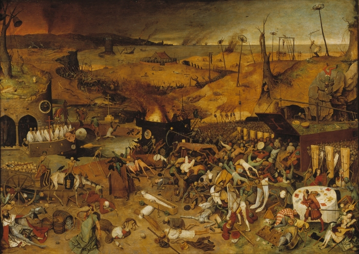 Pieter Bruegel the Elder, The Triumph of Death