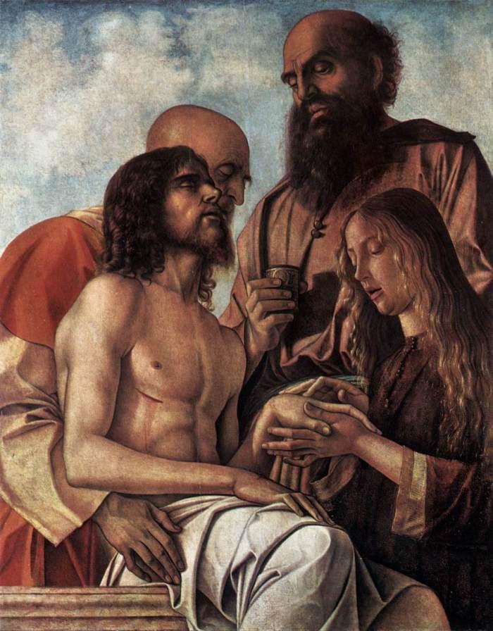 Giovanni Bellini - Pietà 2