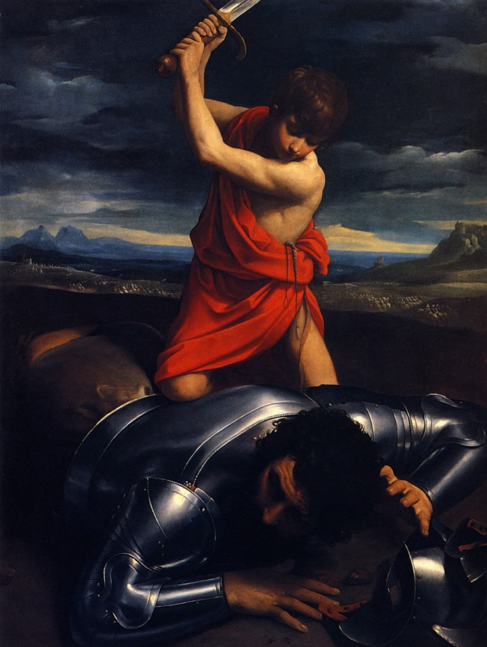 Guido Reni david-and-goliath-1610